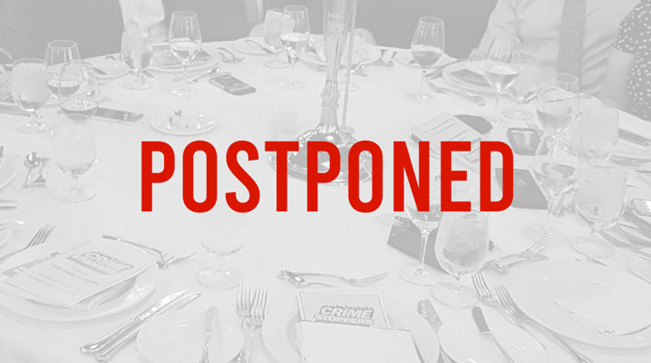 24th Annual Chief Dinner - POSTPONED